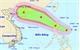 Lại xuất hiện bão giật cấp 10 gần Biển Đông