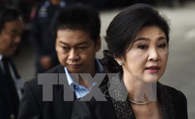 Thái Lan phát lệnh bắt cựu Thủ tướng Yingluck Shinawatra