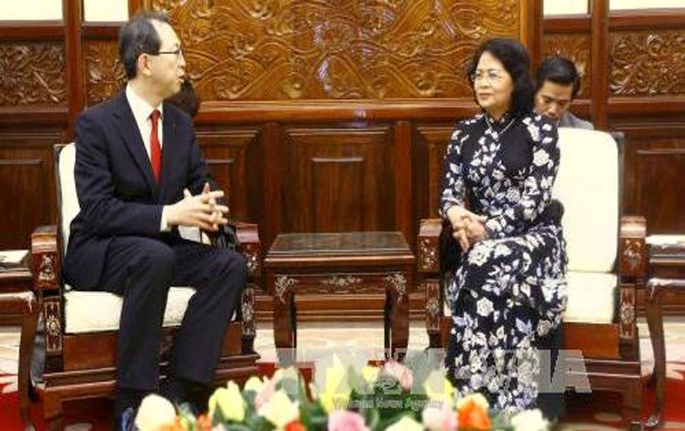 Vice President wants more Japanese investment in Vietnam
