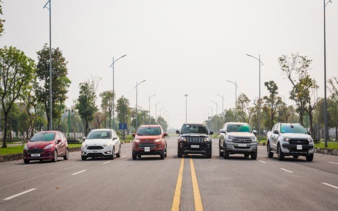 Công nghệ mới giúp cải thiện áp lực giao thông
