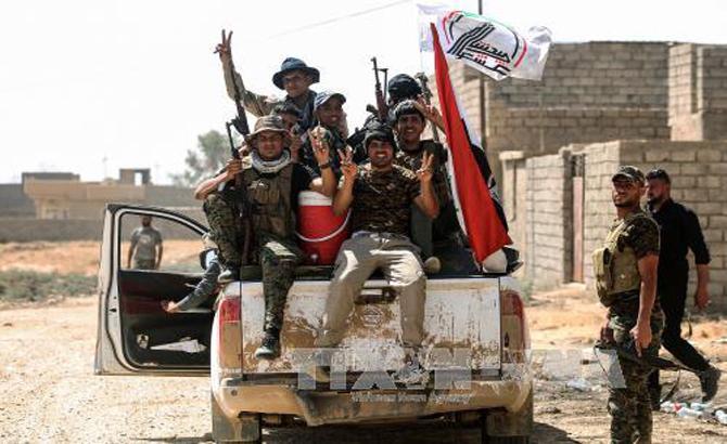 Các lực lượng Iraq giải phóng hoàn toàn thành phố Tal Afar