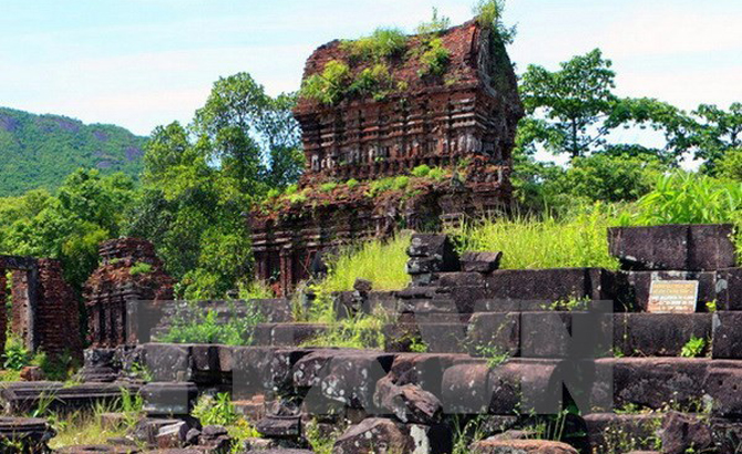 Xác lập khu bảo vệ cảnh quan Di sản văn hóa thế giới Mỹ Sơn