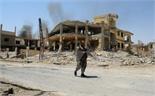 Máy bay Nga yểm trợ, quân Syria áp sát địa giới tỉnh Deir al-Zour