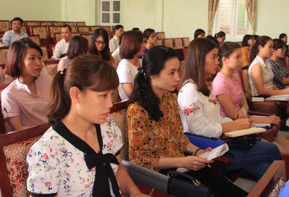 Việt Yên: Tăng thu thường xuyên, giảm nợ quá hạn BHXH