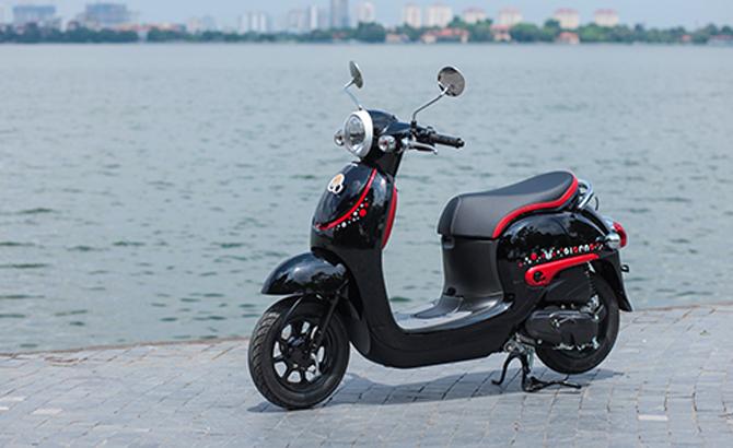 Xe tay ga Honda Giorno Kumamon 2017 đầu tiên về Việt Nam