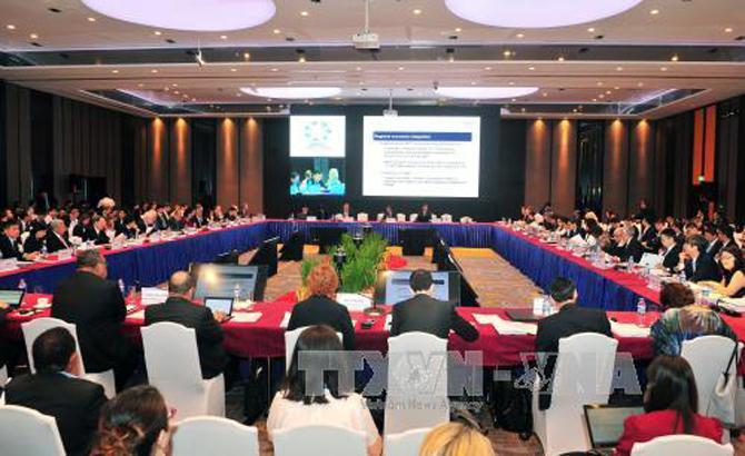 APEC 2017, khai mạc, Hội nghị, lần thứ ba, quan chức, cao cấp, APEC