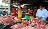 Giá thịt lợn tăng mạnh trở lại, kéo CPI tháng 8 tăng 0,92%