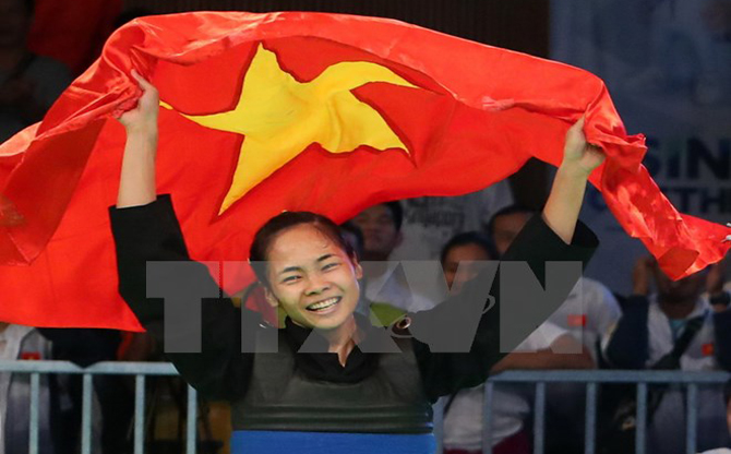 Bảng xếp hạng SEA Games: Nghẹt thở cuộc đua Việt Nam-Singapore