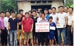 Gia đình bà Nguyễn Thị Thành  được giúp đỡ hơn 15 triệu đồng