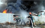Thiệt hại 500 triệu đồng do hỏa hoạn