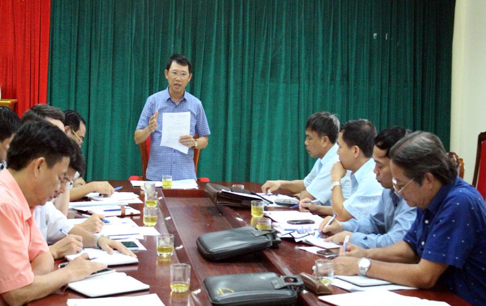 Phó Chủ tịch UBND tỉnh Lê Ánh Dương kiểm tra phát triển du lịch tại huyện Lục Nam
