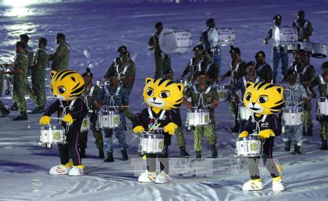 SEA Games 29: Bữa tiệc sắc màu khép lại kỳ đại hội thành công