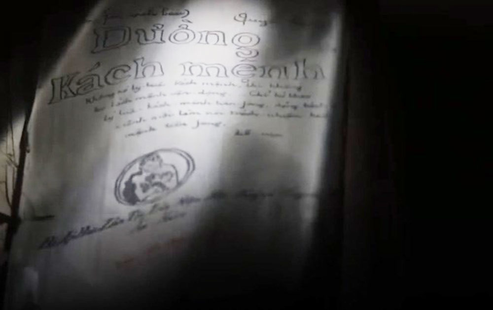 "VTV1 to broadcast ""Century torch"" documentary"