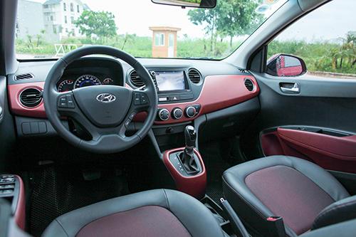 Hyundai Grand i10, lắp ráp, Việt Nam, khác biệt, bản nhập khẩu