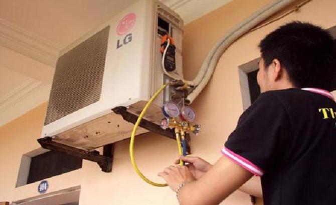 Những dấu hiệu cho biết điều hòa nhà bạn đã đến lúc phải nạp gas