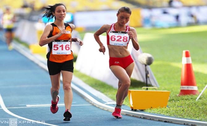 Malaysia phản ứng về việc được trọng tài thiên vị tại SEA Games