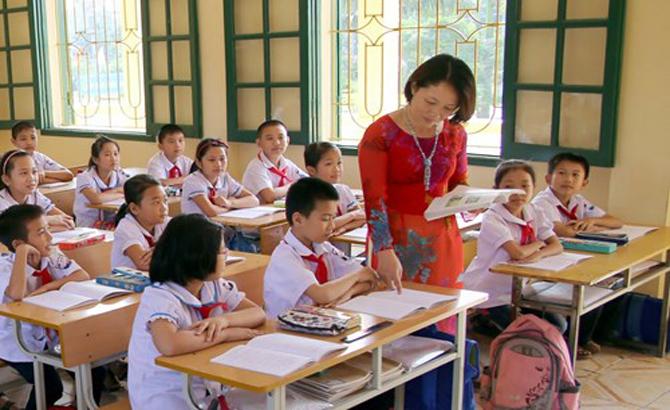 Dự báo sát nhu cầu giáo viên, khắc phục thừa, thiếu cục bộ