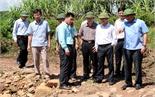 Chủ tịch UBND tỉnh Nguyễn Văn Linh: Ổn định đời sống nhân dân sau lũ