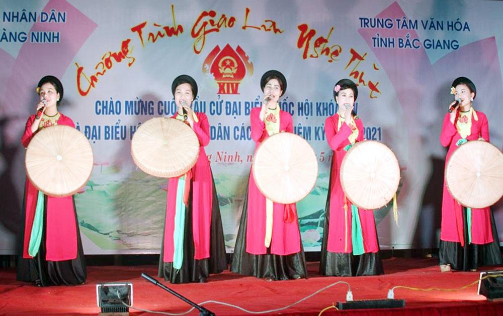 Nhiều hoạt động văn hóa, thể thao chào mừng Quốc khánh 2 - 9