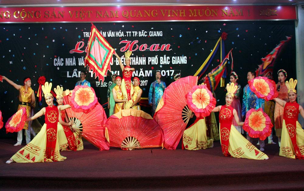 TP Bắc Giang:Liên hoan các nhà văn hóa tiêu biểu năm 2017