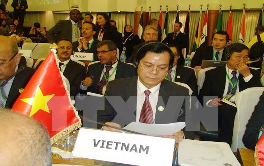 Vietnam attends FEALAC's Foreign Ministerial Meeting