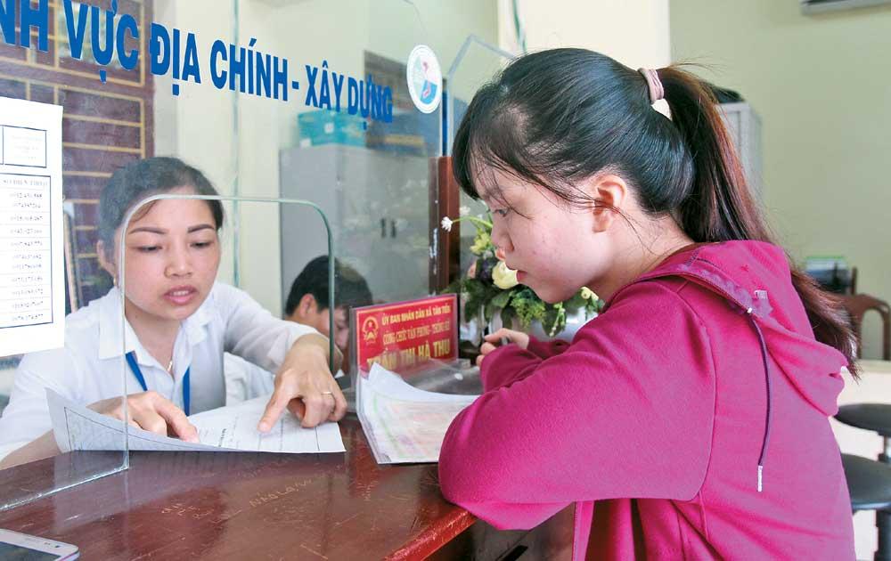 TP Bắc Giang, dẫn đầu, chỉ số, cải cách, hành chính
