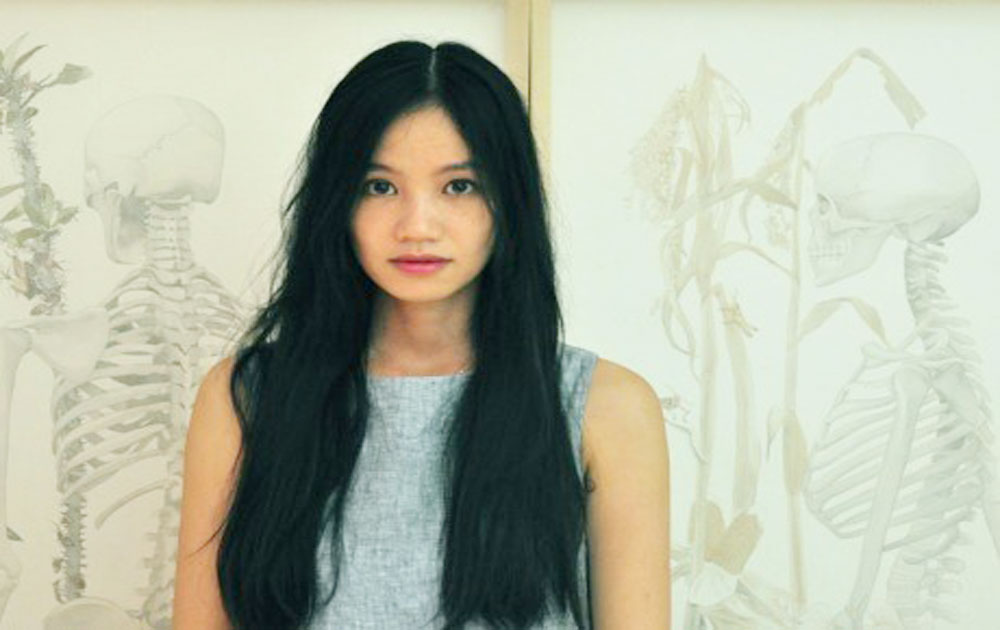 Vietnamese artist to exhibit silk paintings in Singapore