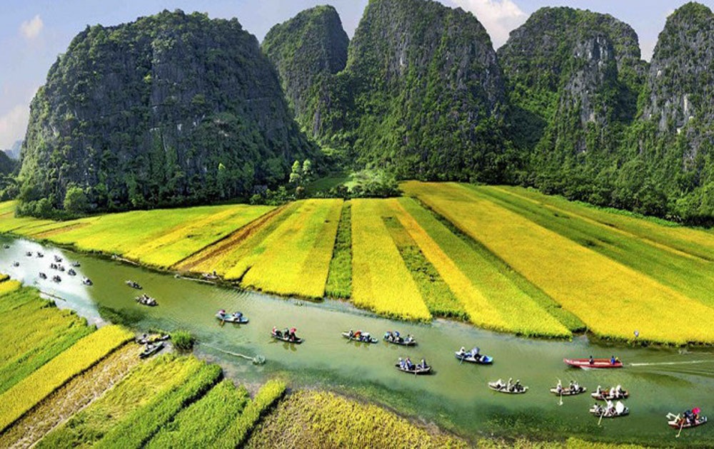 Vietnam tops Asian region in travel growth
