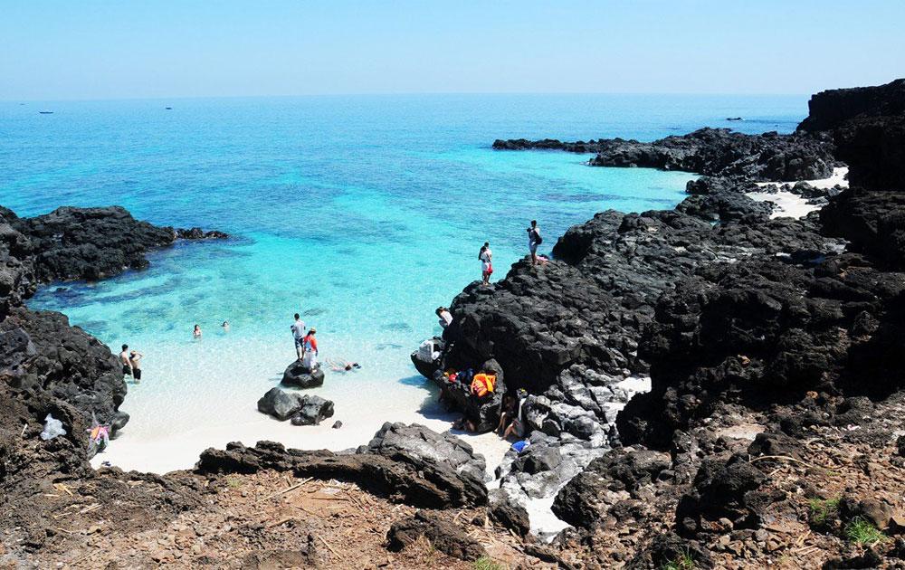 Xây dựng đảo Lý Sơn thành đảo xanh-sạch-đẹp