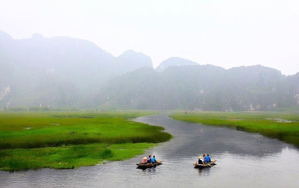 Van Long Lagoon a must-see destination in Ninh Binh