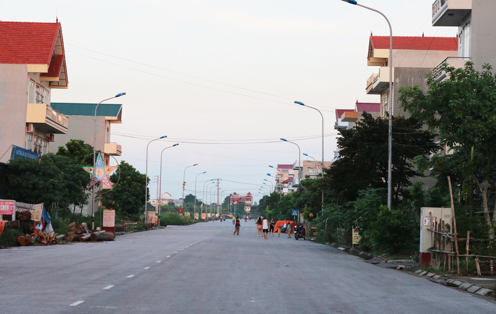 Công bố thành lập tổ dân phố số 7, phường Thọ Xương, TP Bắc Giang