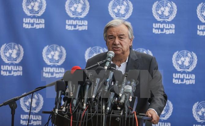 Liên Hợp quốc quan ngại tình hình bạo lực tại miền Tây Myanmar