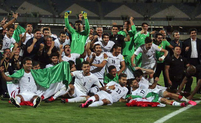 Xác định được 4 đội tuyển tham dự vòng chung kết World Cup 2018