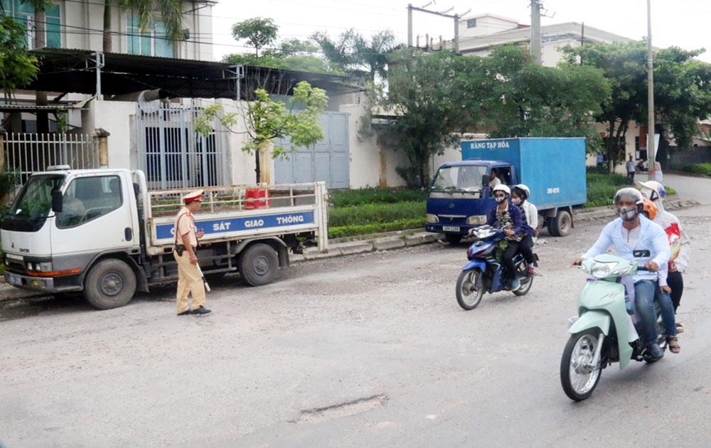 Hai ngày nghỉ lễ Quốc khánh: An toàn giao thông, trật tự an toàn xã hội được bảo đảm