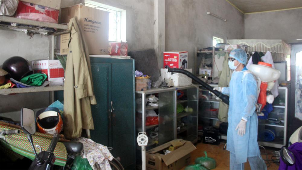 Phòng, chống dịch sốt xuất huyết: 10 ổ dịch không ghi nhận bệnh nhân mới