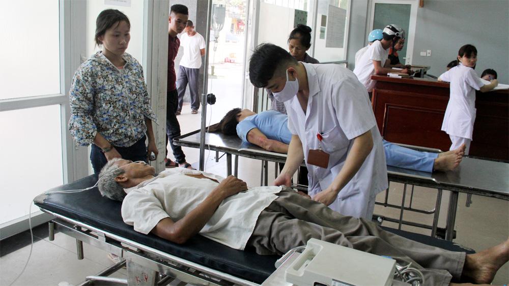 Dịp nghỉ lễ Quốc khánh: Bệnh nhân cấp cứu không biến động so với ngày thường