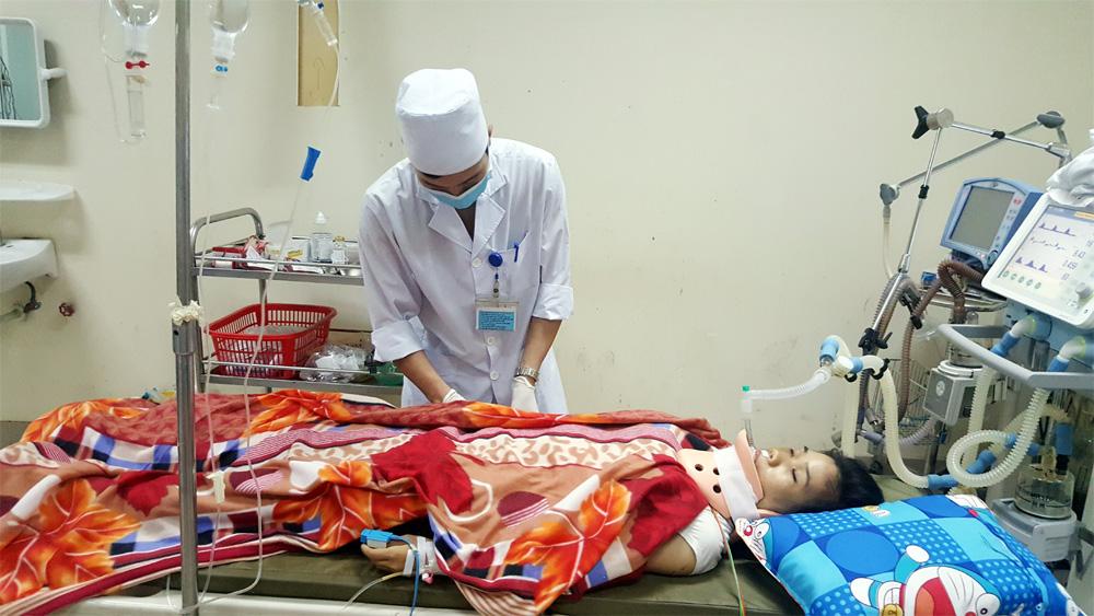 Toàn tỉnh Bắc Giang xảy ra 5 vụ phạm pháp hình sự, TNGT