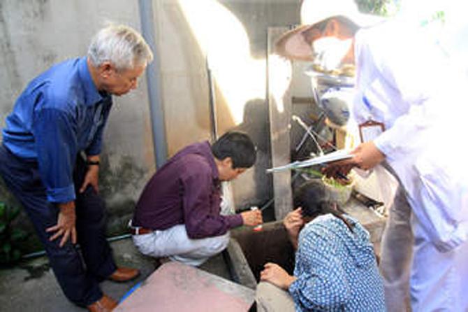 Ghi nhận 55 trường hợp mắc bệnh sốt xuất huyết ở 23 xã, thị trấn