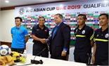 """HLV Campuchia: """"Đừng nhắc với tôi Messi Việt Nam hay Messi Campuchia"""""""