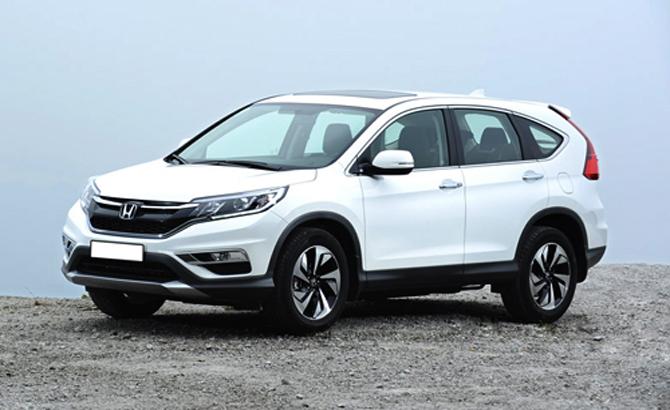 Honda CR-V giảm giá không tưởng, rẻ hơn CX-5 tại Việt Nam