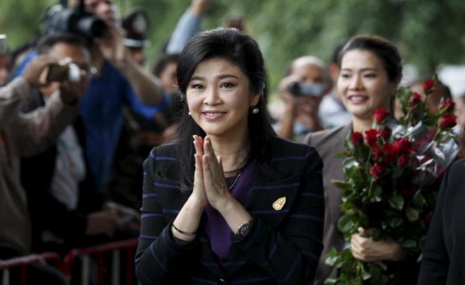 Thái Lan nhờ 190 quốc gia vào cuộc truy lùng bà Yingluck