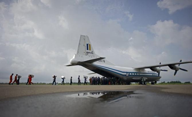 Quân đội Myanmar mất liên lạc với một máy bay huấn luyện
