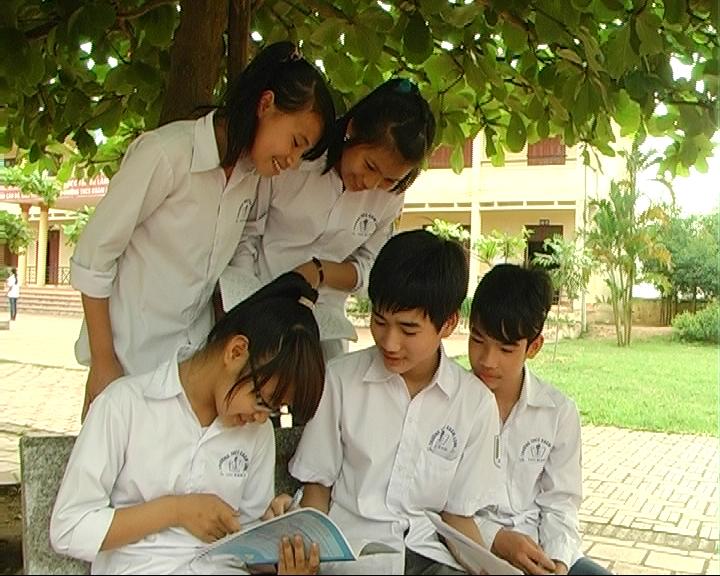 19 học sinh được nhận học bổng của Tập đoàn Vinggroup