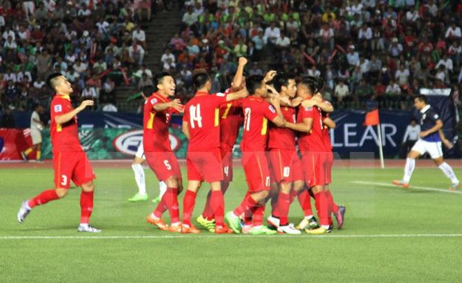 Việt Nam có chiến thắng đầu tay tại vòng loại Asian Cup 2019