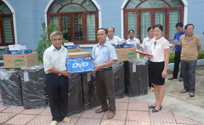 Bắc Giang, Gần 800 triệu đồng, hỗ trợ, thiết bị, Nhà văn hóa cơ sở