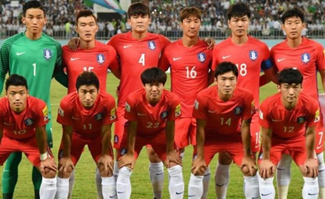 Châu Á xác định xong 4 đội dự World Cup 2018
