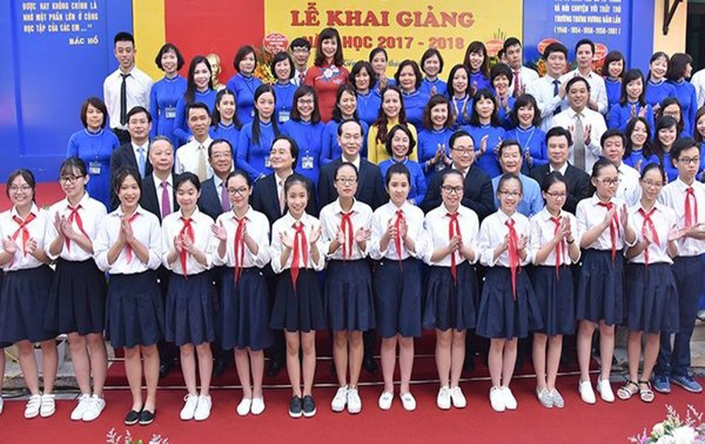 Students nationwide begin new academic year