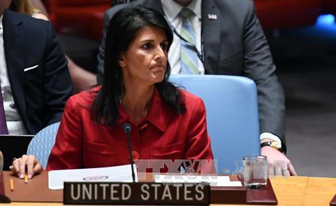 Mỹ tuyên bố không rút khỏi thỏa thuận hạt nhân với Iran