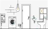 Máy giặt là đồ gia dụng được hỏi nhiều nhất trên Google