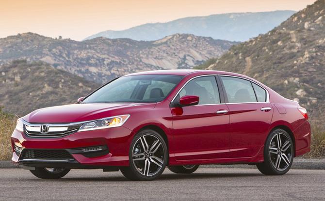 Ô tô Accord giảm gần 200 triệu đồng: Honda lại gây chấn động